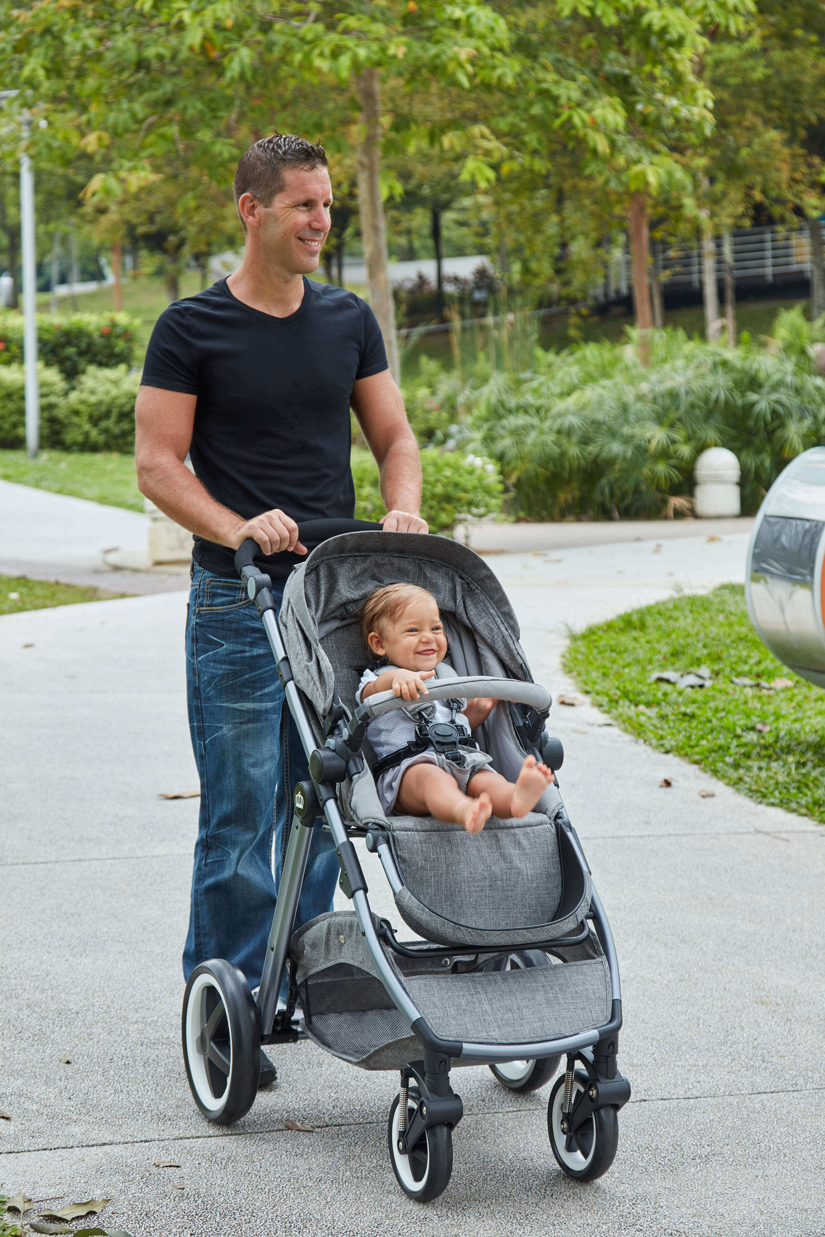 Mimosa Enjoy The Journey Cabin Strollers Travel Strollers Ergonomic Carriers Feeding And Food Preparation